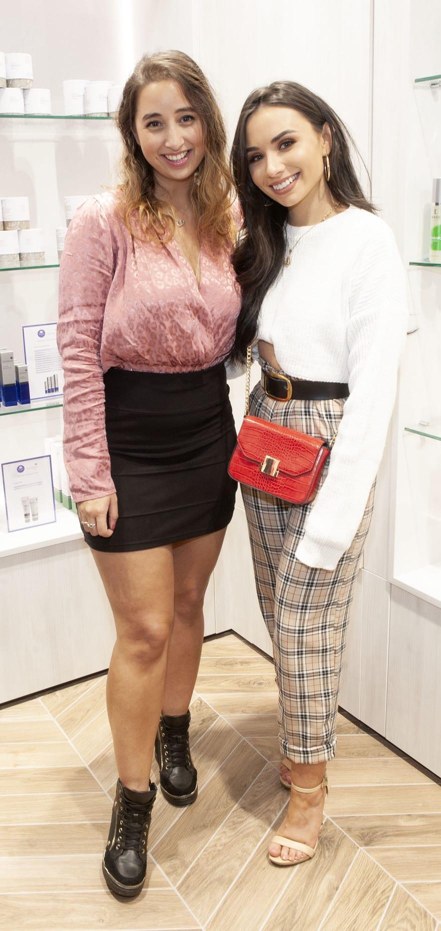 Nirina Plunkett and Rebekah O'Leary