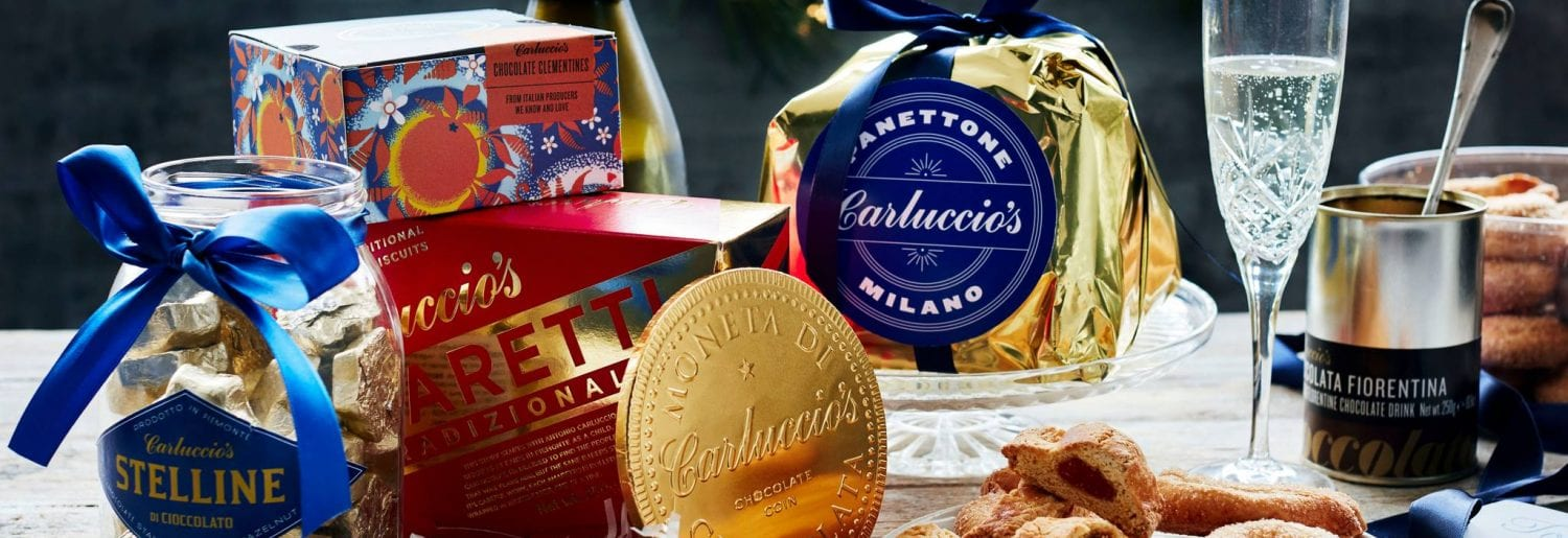 Carluccio's Christmas Gift Guide for Foodies