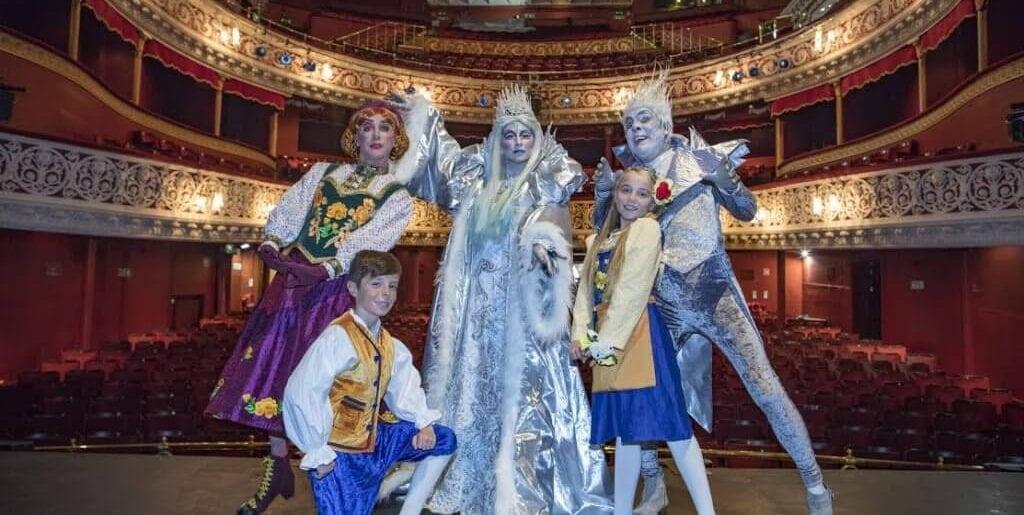 Gaiety Panto – The Snow Queen