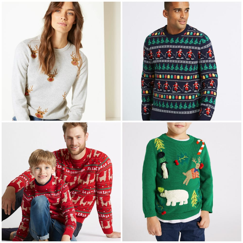 Where to Buy Your Christmas Jumper - Dublin at Christmas