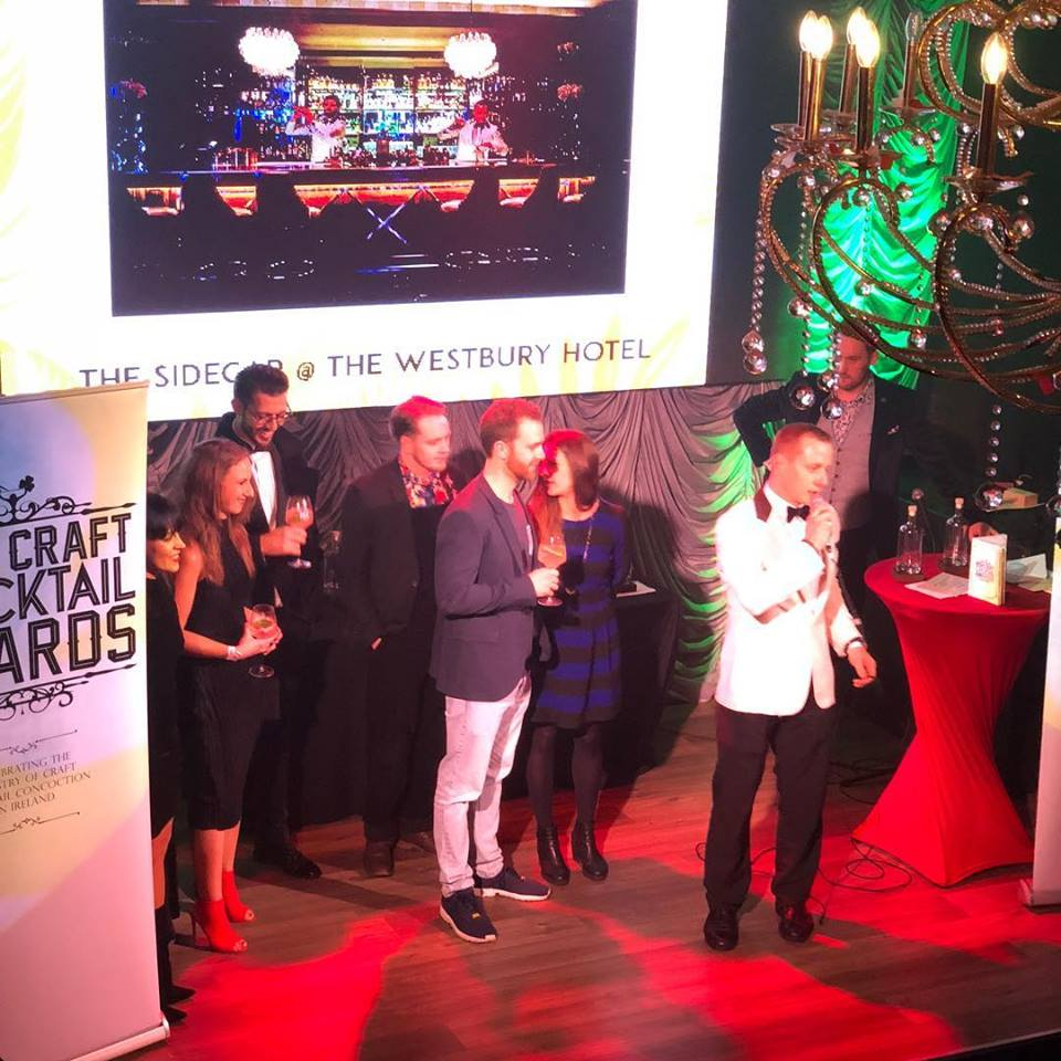 3 DublinTown Members Win at Irish Craft Cocktail Awards 2018