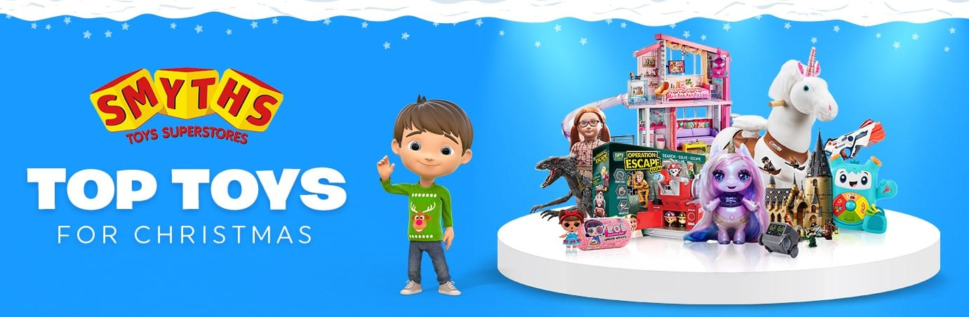 Smyths Superstore Top 10 Toys For Christmas 2018 Dublintown