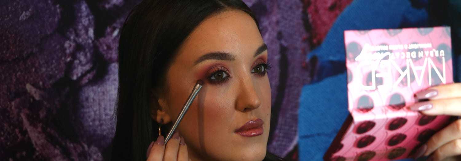 Urban Decay Naked Cherry Christmas Look From Urban Decay Grafton