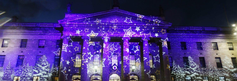Dublin City Council unveil Winter Lights