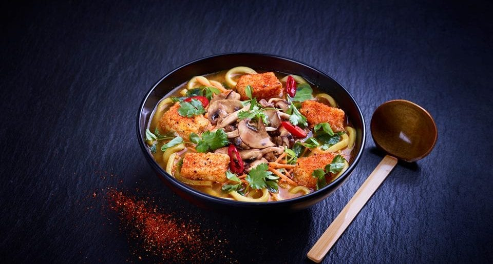 Wagamama Announce full Vegan Menu!