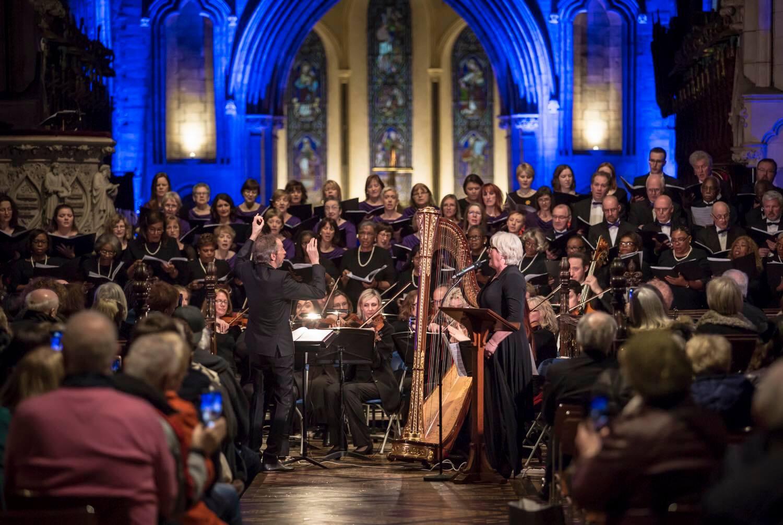 Dublin International Choral Festival at St  Ann's Church - DublinTown