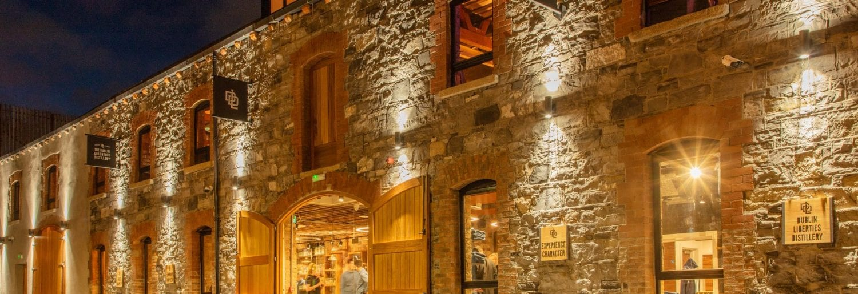 Experience The Dublin Liberties Distillery