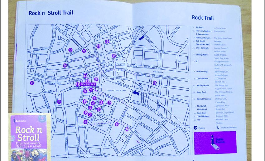 Rock 'n' Stroll Trail