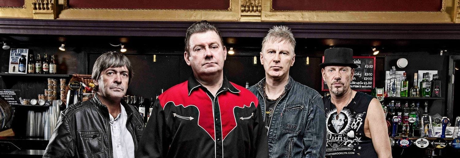 Stiff Little Fingers at The Academy Dublin
