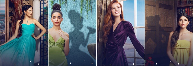 Enchanted Disney Princess Engagement Rings Arrive at H. Samuel