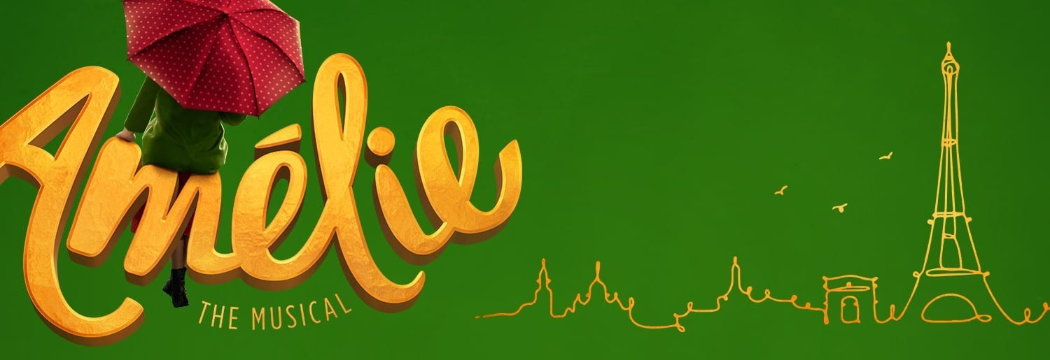 Amelie The Musical at The Gaiety Theatre