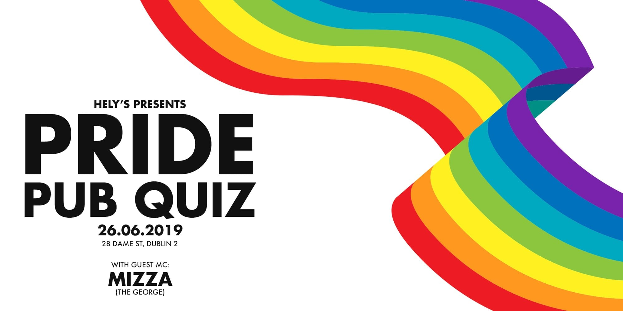 Pride Pub Quiz at Hely's Bar - DublinTown