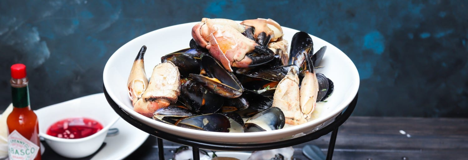 Dublin's SOLE Seafood and Grill launches Afternoon Seafood Tower