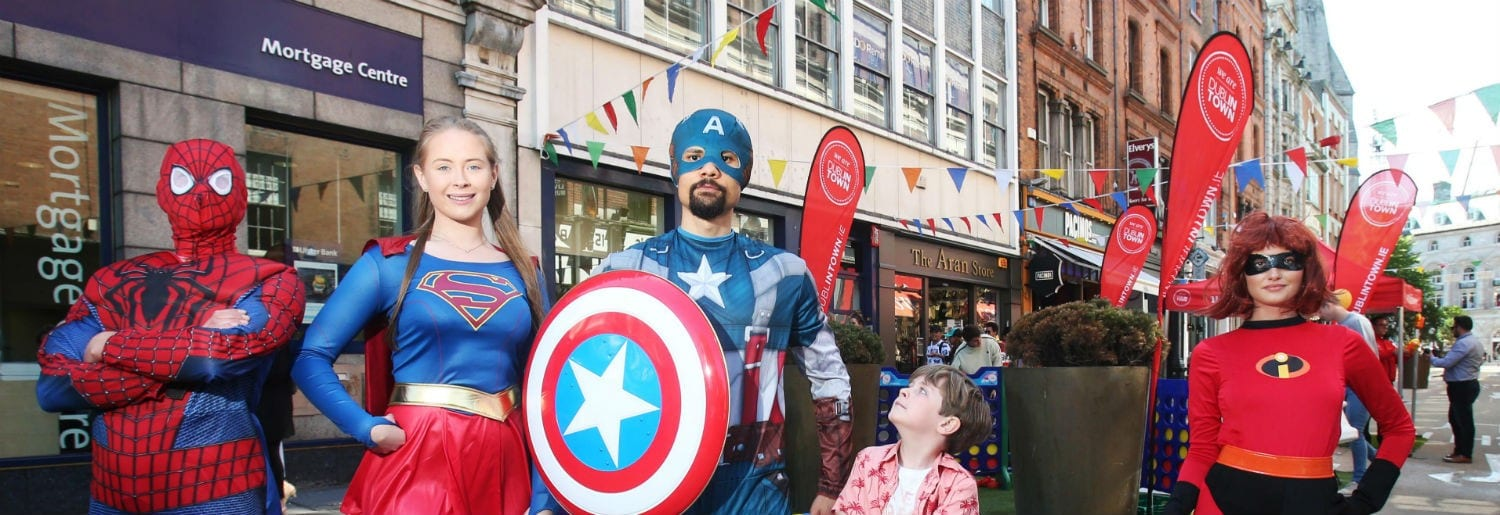 Summer in Dublin Town – FREE Family Fun For All