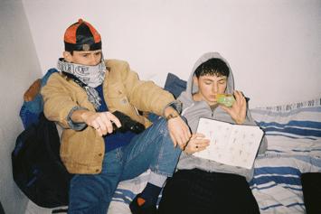 Kojaque and Luka Palm live at the Academy