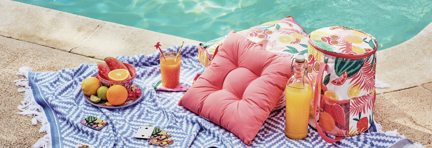 Penneys Tropical Homeware is EVERYTHING This Summer!