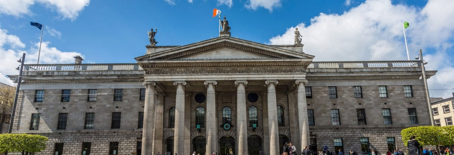 Culture Night 2019 at GPO with Witness History