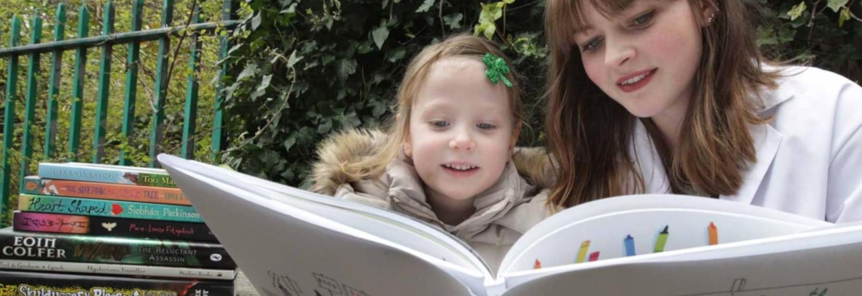 Culture Night 2019 Children's Books Ireland at Hodges Figgis