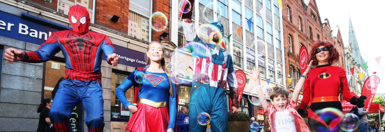 What's On in Dublin This Bank Holiday Weekend (August 2-5)